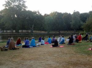 Journée de pratique de méditations